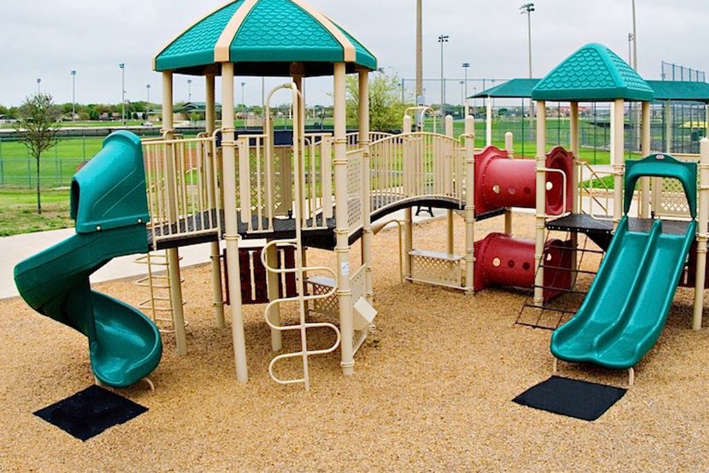 Rubber Turf Safety Surfacing-Safety Surfacing additional image